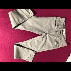Levi's Bottoms - Boys Levis 510 super skinny grey jeans ..like new!
